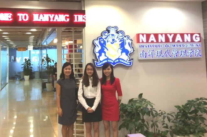 du hoc truong Nanyang Singapore anh 3
