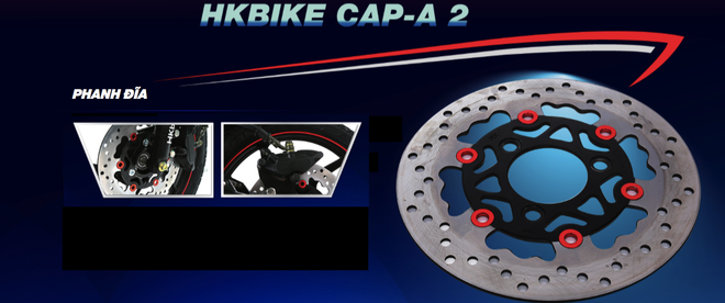 Trung dung si tre trung ben xe dien HKbike Cap-A 2 hinh anh 4