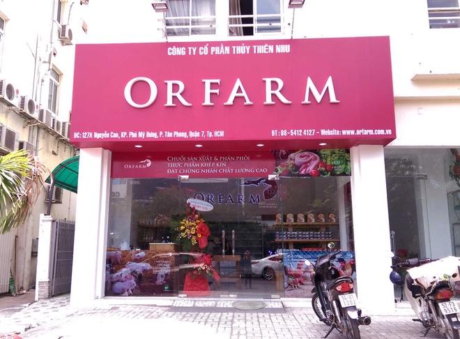 Chuoi cua hang thuc pham ORFARM ra mat thi truong TP HCM hinh anh