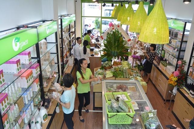 Kết quả hình ảnh cho Cửa hàng thực phẩm hữu cơ Organica