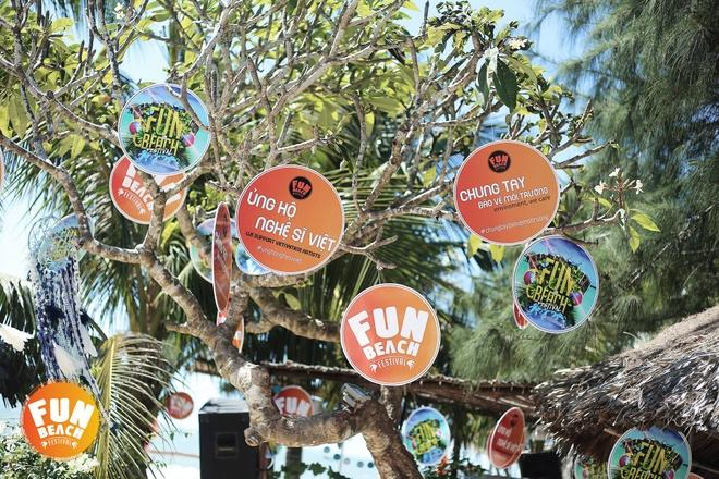 Fun beach festival keu goi bao ve moi truong hinh anh 4