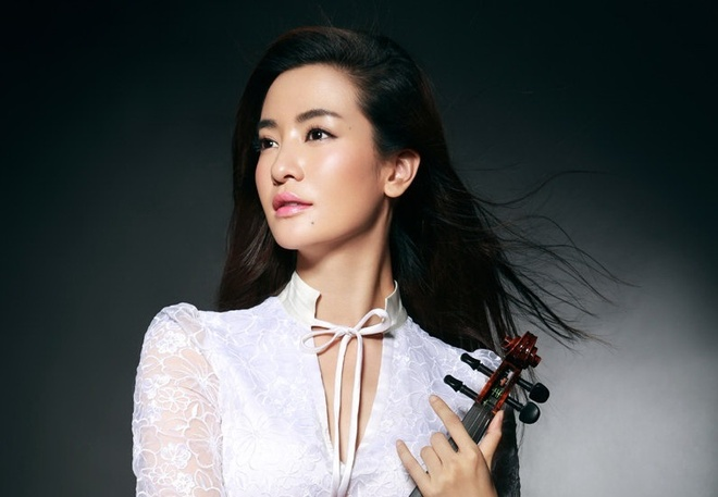 Ly Thanh: Tu 'ban sao' Trieu Vy den dien vien da tai hinh anh