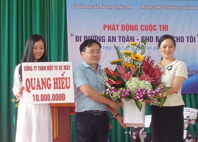 2.000 truong tham gia 'Di duong an toan - cho ban, cho toi' hinh anh