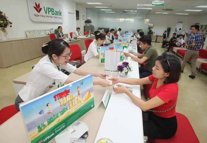 VPBank co toc do tang truong tong tai san dung dau ASEAN hinh anh 1