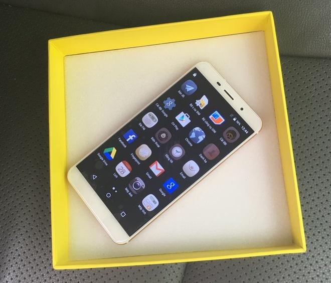 Smartphone Kashi inni 6s chip 4 nhan gia re hut nguoi dung hinh anh 5