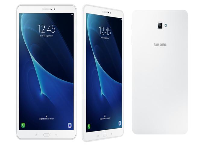Galaxy Tab A moi: Man hinh 10,1 inch, RAM 2 GB, ho tro 4G hinh anh 2