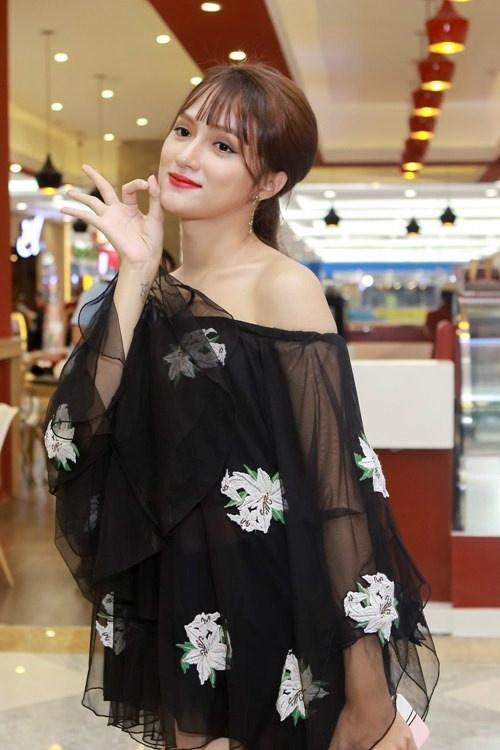 so thich cua Huong Giang Idol anh 2