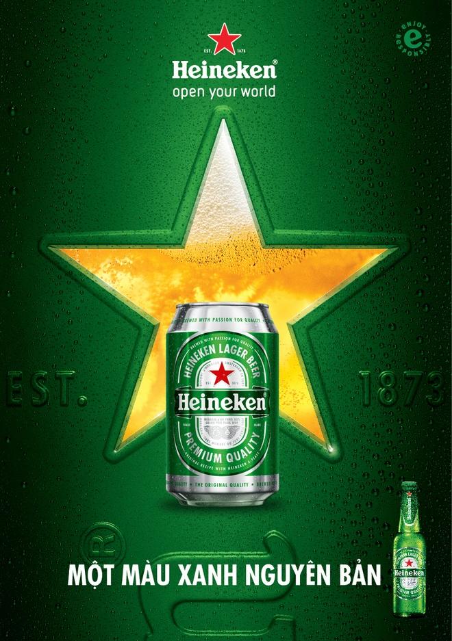 Nhung buoc chuyen minh trong dien mao cua Heineken hinh anh 1