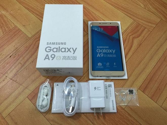 Samsung Galaxy C5 va A9 Pro gia tu 8,6 trieu dong tai VN hinh anh 4