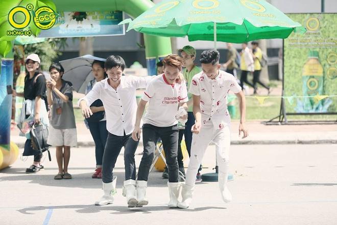 Son Tung M-TP, Vu Cat Tuong hoi ngo gioi tre Hai Phong hinh anh 2