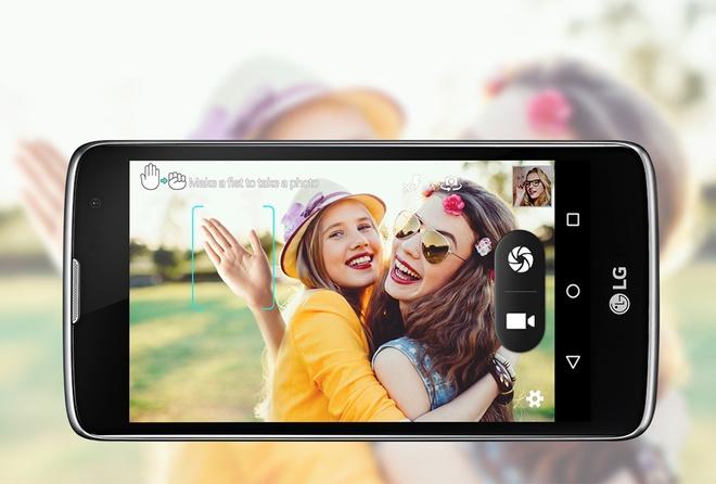 LG K7: Smartphone gia re phu hop voi sinh vien hinh anh 1