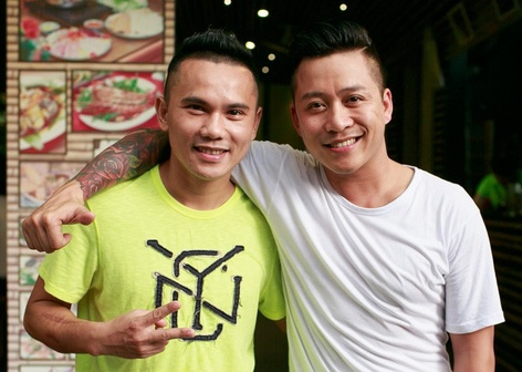 Tuan Hung, Tu Dua tai ngo trong live show 'Dam me' hinh anh