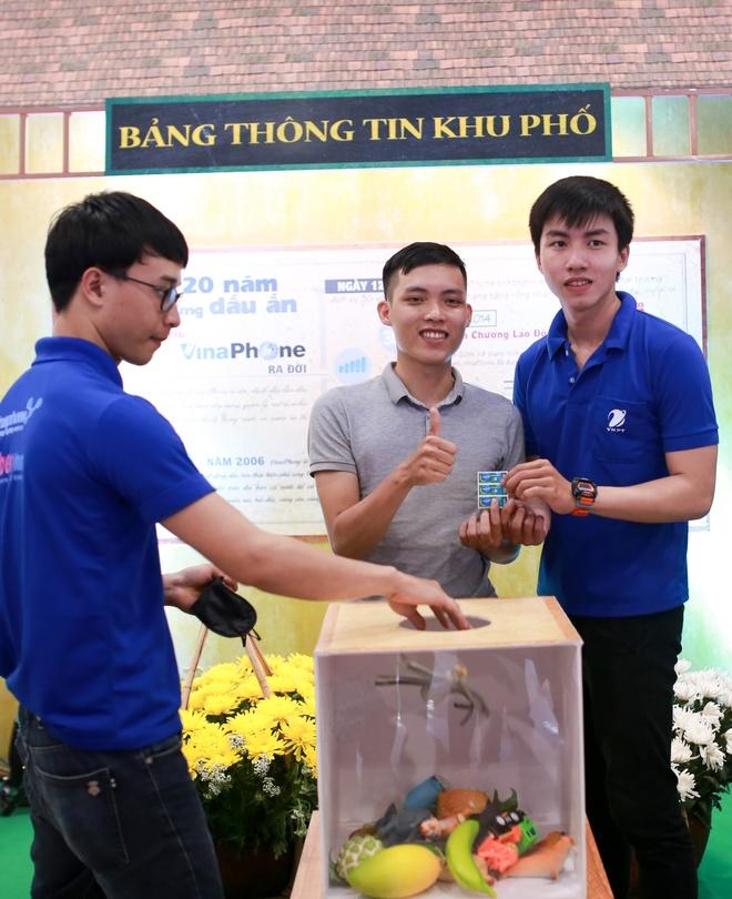 Gioi tre Da Nang hao hung du tiec sinh nhat VinaPhone hinh anh 6