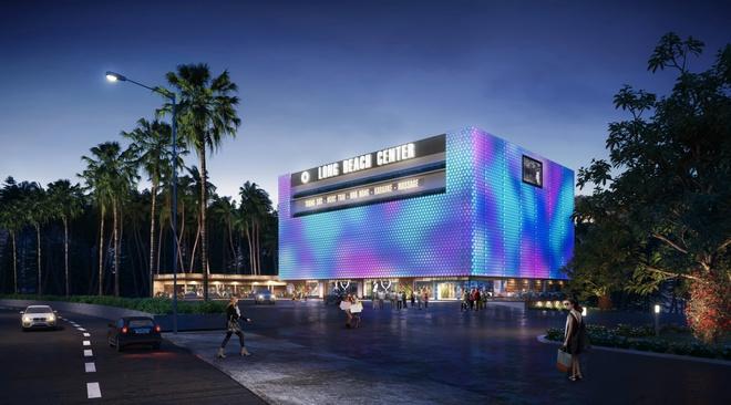 Long Beach Center khai truong tai Phu Quoc hinh anh