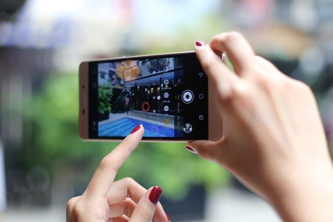 Coolpad Sky 3 - smartphone ho tro selfie chuyen nghiep hinh anh 4