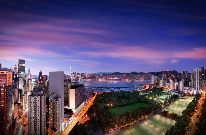 HongKong - diem den hap dan cho tin do thich mua sam hinh anh 1