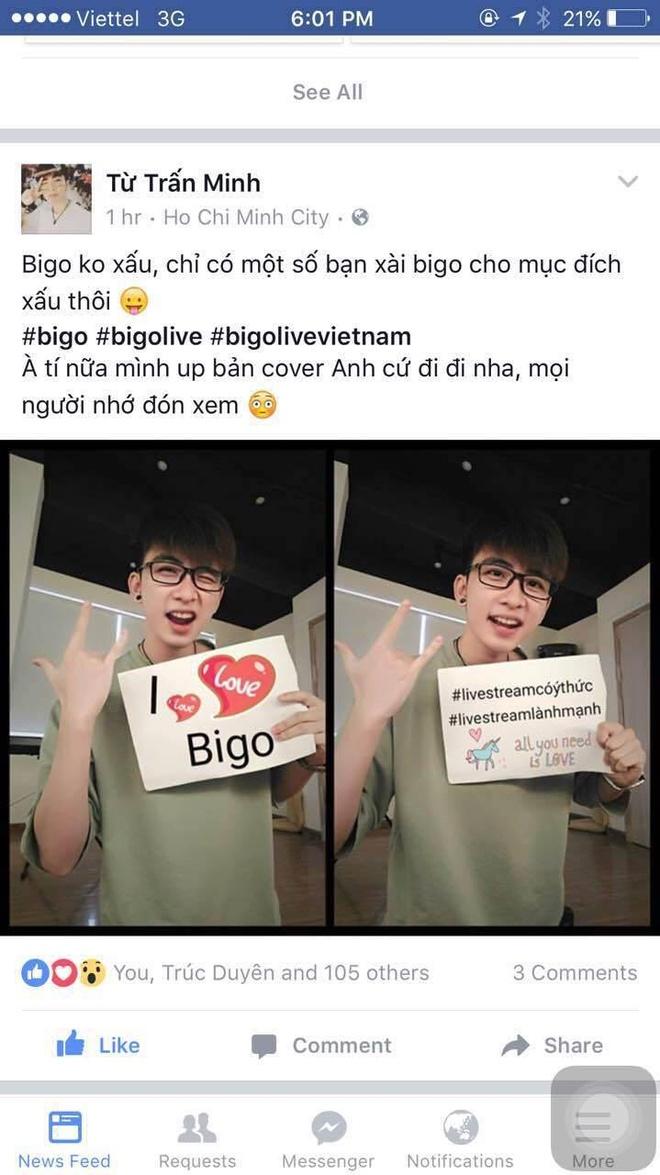 Bigo huong toi xay dung mang xa hoi lanh manh hinh anh 3