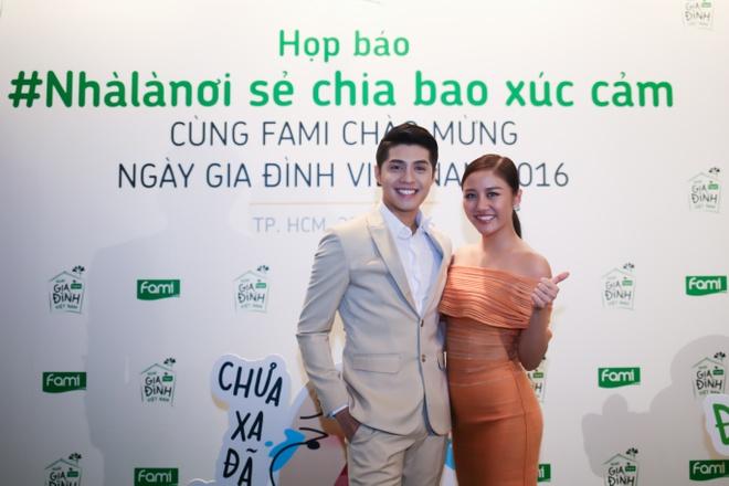 Noo Phuoc Thinh, Van Mai Huong lam dai su 'Nha la noi 2016' hinh anh 1