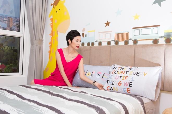 Xuan Lan: 'Cuoc song ban ron khien toi ngot ngat' hinh anh 4