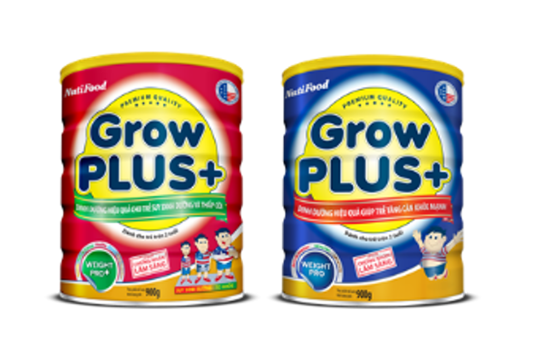 GrowPLUS+ giup be tang can khoe manh anh 2