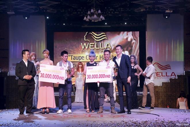 Dem chung ket Wella Trendvision Awards 2016 nhieu cam xuc hinh anh 2