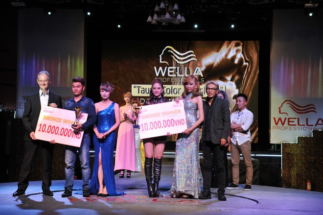 Dem chung ket Wella Trendvision Awards 2016 nhieu cam xuc hinh anh 4