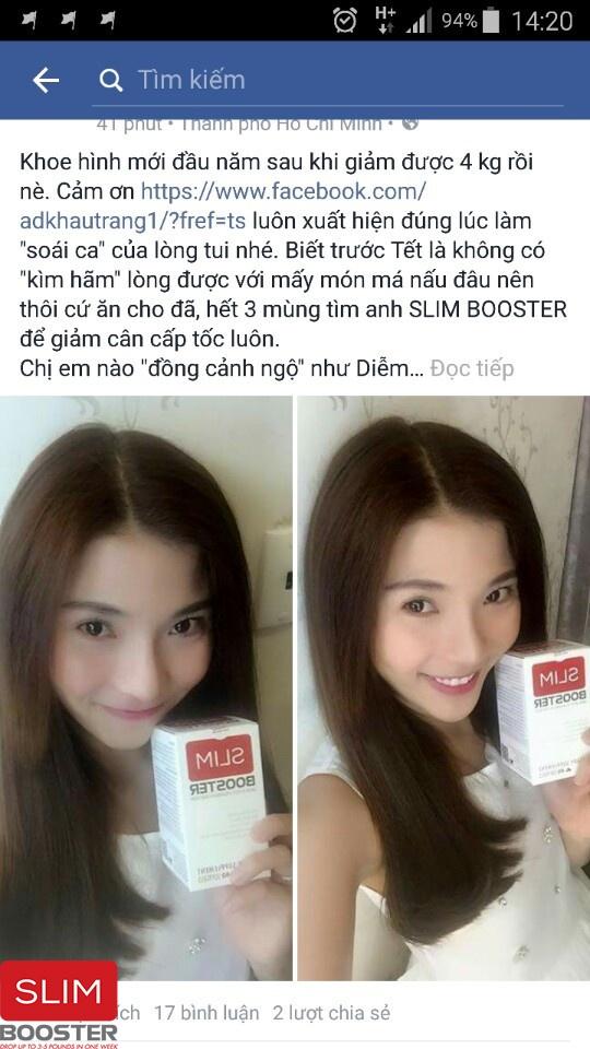Luong The Thanh, Thuy Diem chia se bi kip giam can hinh anh 3