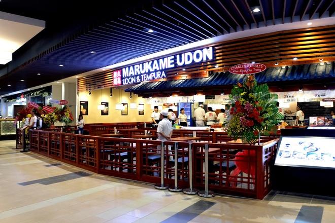 Thuong thuc mi udon dam chat Nhat tai Marukame Udon 8 hinh anh 9