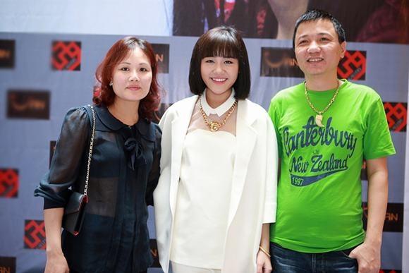 Van Mai Huong: 'Dau di dau van la con cung cua bo' hinh anh