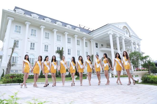 Nguoi dep Hoa hau Ban sac Viet khoe sac o Vinh Phuc Resort hinh anh 5