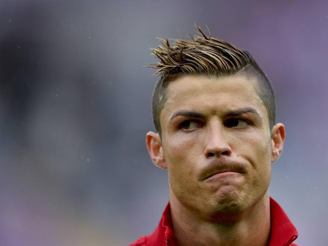 Thoi trang toc cua Cristiano Ronaldo hinh anh 5