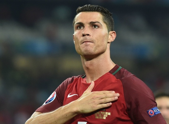 Nhung thoi quen sau san co cua Cristiano Ronaldo hinh anh