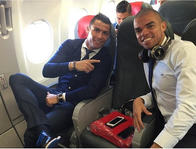 Nhung thoi quen sau san co cua Cristiano Ronaldo hinh anh 1
