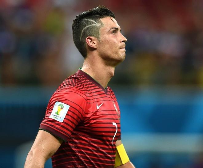 Thoi trang toc cua Cristiano Ronaldo hinh anh 4