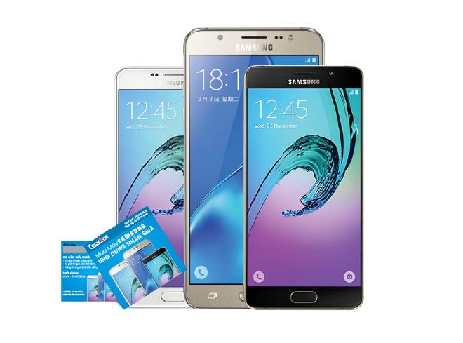 TechOne tang 2 trieu dong khi khach mua smartphone Samsung hinh anh