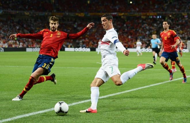 Su truong thanh cua Cristiano Ronaldo sau 4 mua Euro hinh anh 5