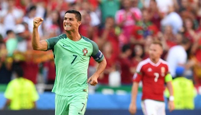 Su truong thanh cua Cristiano Ronaldo sau 4 mua Euro hinh anh 7
