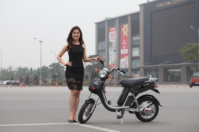 Ninja Dibao Eco - xe dap dien danh cho gioi tre hinh anh 2