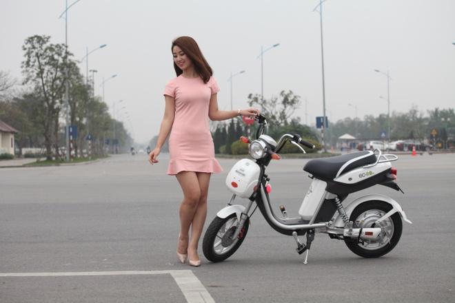 Ninja Dibao Eco - xe dap dien danh cho gioi tre hinh anh 3