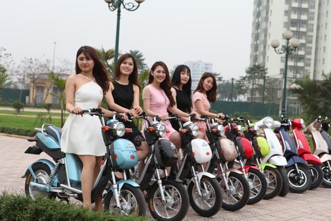 Ninja Dibao Eco - xe dap dien danh cho gioi tre hinh anh 5