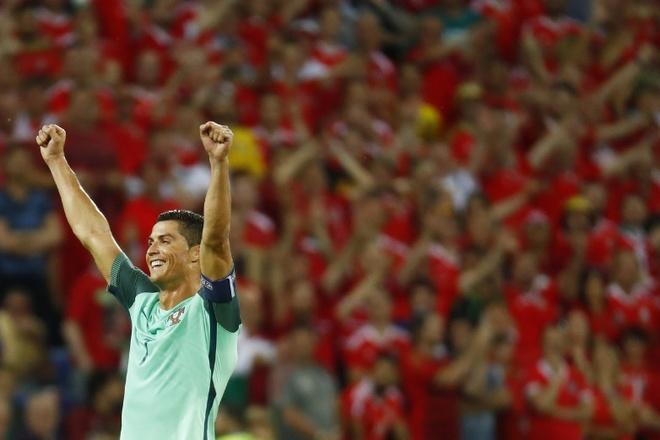 Cristiano Ronaldo noi tieng nhu the nao? hinh anh 1