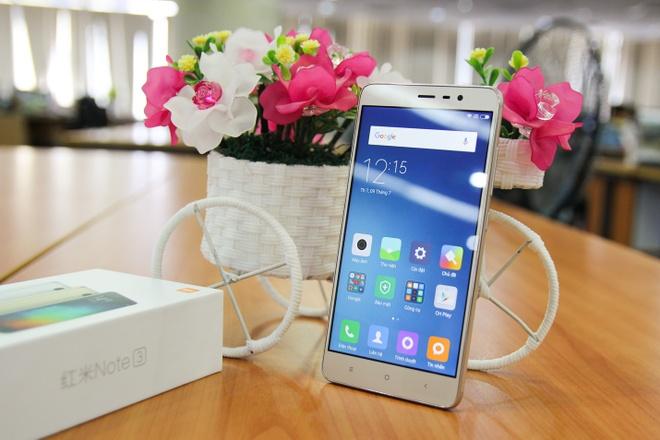 Xiaomi Redmi Note 3 Pro: Man hinh 5,5 inch, camera 16 MP hinh anh 1