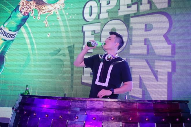 DJ Huy DX khuay dong khong gian nhac Trap hinh anh 6
