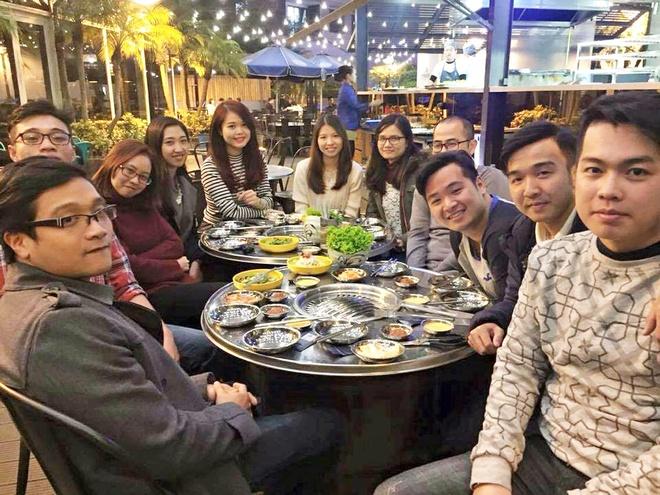 Thuong thuc buffet nuong ngoai troi tai Pho Ngon 37 hinh anh 6
