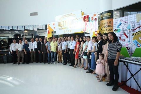 Khai mac hoi cho trien lam am nhac Viet Thuong Music Fair hinh anh 3
