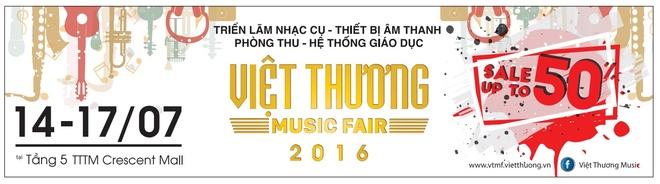 Khai mac hoi cho trien lam am nhac Viet Thuong Music Fair hinh anh 5