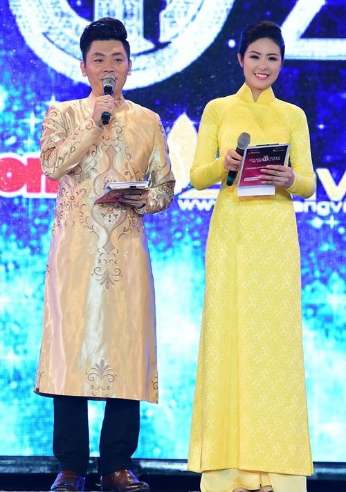 18 dai dien mien Bac trinh dien chung khao Hoa hau Viet Nam hinh anh 8
