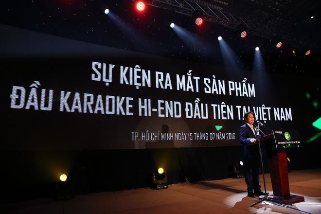 Paramax ra mat dau karaoke hi-end dau tien tai Viet Nam hinh anh 1