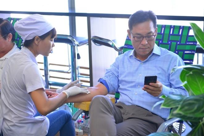 Samsung phat dong chuong trinh 'Chung dong mau Viet 2016' hinh anh 3