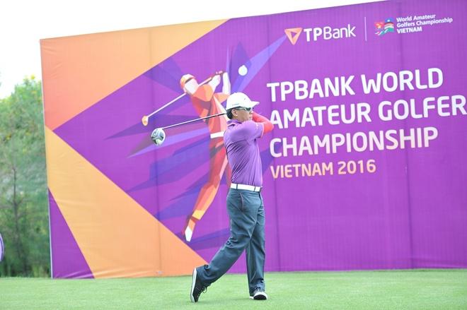 25 golf thu phia Nam vao chung ket Golf the gioi TPBank hinh anh 1